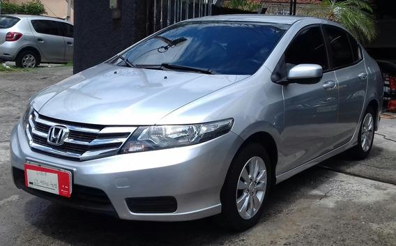 Honda City Lx 1.5 Aut 2013...