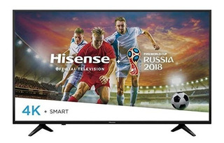 Pantalla Smart Tv 49 Led Hisense 4k Uhd 49h6e