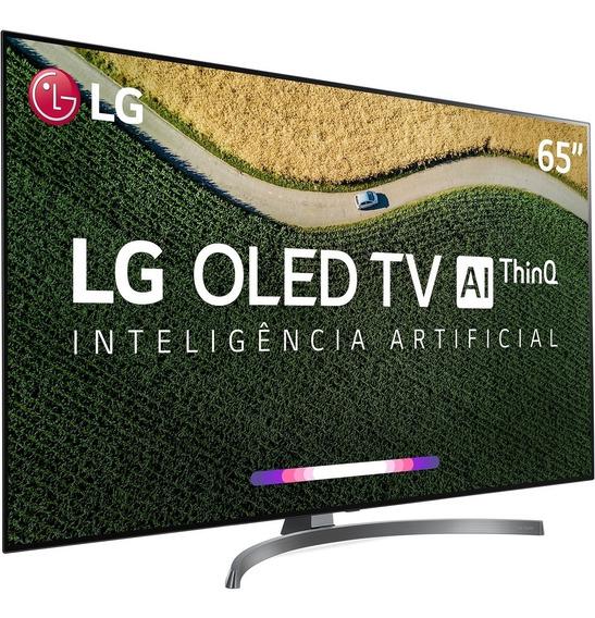 Smart Tv Oled 65 LG Hdr Dolby Vision E Atmos Ia Frete Grátis