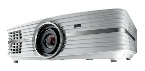 Projetor Optoma Uhd60 4k Alta Definição 3000 L - Frete Gráti