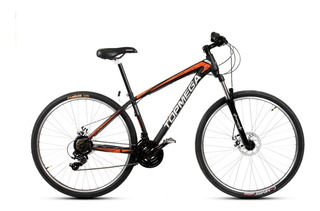 Bicicleta Mountain Top Mega Mustang R29 + Led + Inflador