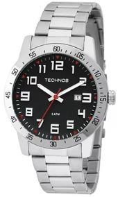 Relógio Technos Prata 2115mli/1p