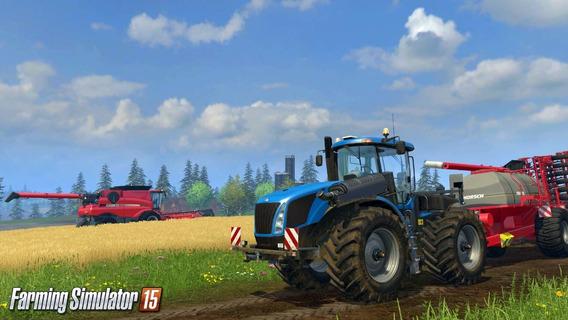 Farming Simulator 15-xbox 360 Destravado Lt 3.0
