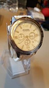 Relógio Feminino Fossil Branco Ceramic