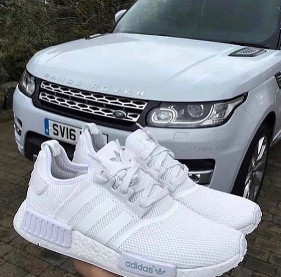 Tênis adidas Nmd White