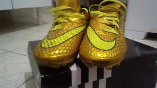 Chuteira Nike Hypervenom Seminova Numero 36
