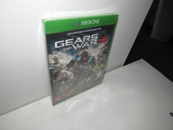 Gears Of War 4 Xbox One Mídia Física Novo Lacrado Português