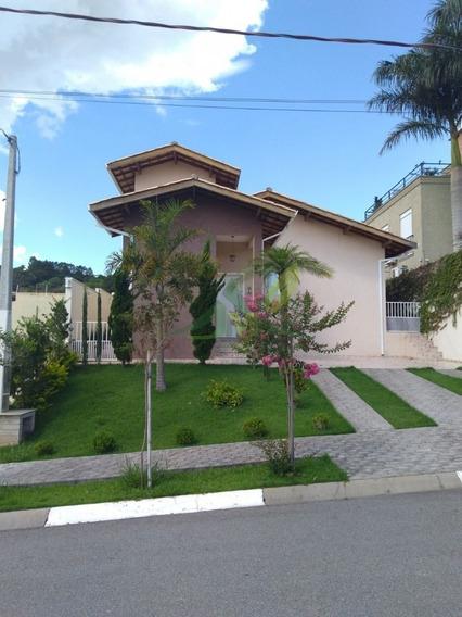 Linda Casa Em Atibaia Em Condominío Fechado 550mil - 1031