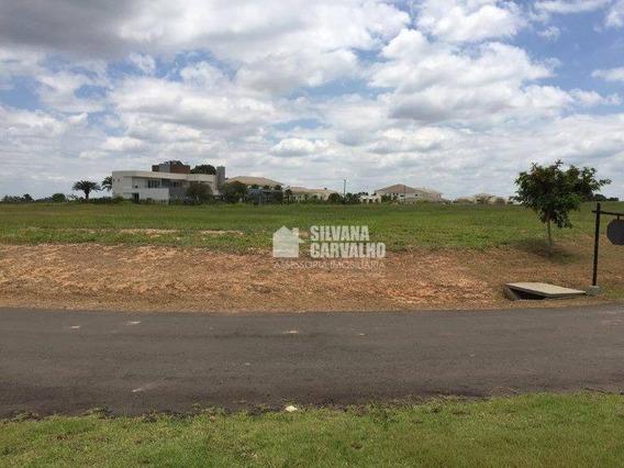Terreno Residencial À Venda, Condomínio Terras De São José Ii, Itu. - Te2262