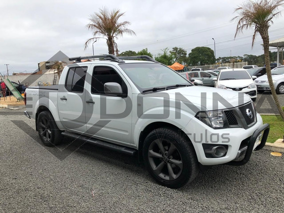 Nissan Frontier - 2014 / 2014 2.5 Sv Attack 4x4 Cd Turbo Ele