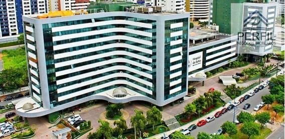 Sala Comercial Para Venda Em Salvador, Avenida Magalhães Neto, 1 Banheiro, 1 Vaga - 276