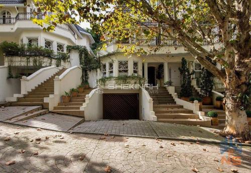Casa Residencial À Venda, Jardim Panorama, São Paulo - Ca3501. - Ca3501