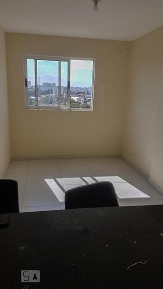 Apartamento Para Aluguel - Novo Mundo, 1 Quarto, 34 - 893110561