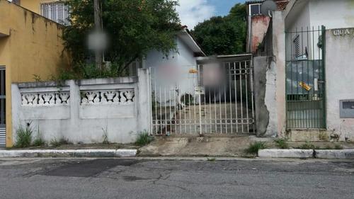 Terreno À Venda, 280 M² Por R$ 380.000 - Vila Alpina - São Paulo/sp - Te0137