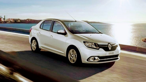 Renault Logan 2015 1.6 Dynamique Hi-power Easy-r 4p