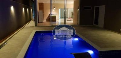 Casa Residencial À Venda, Condomínio Vila Toscana, Araçatuba. - Ca0629