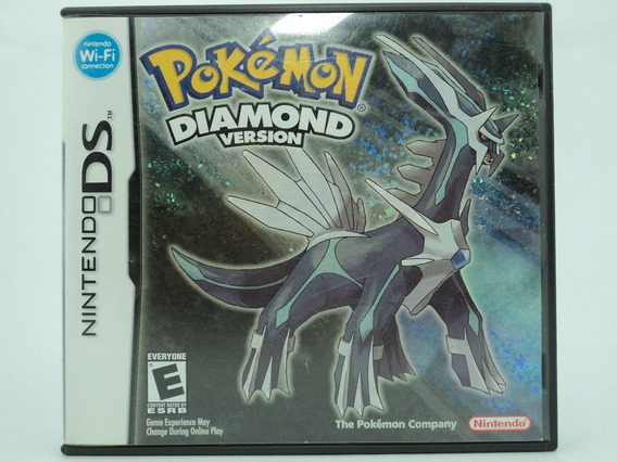 Pokemon Diamond Version - Ds / Dsi / 3ds - Ótimo Estado !