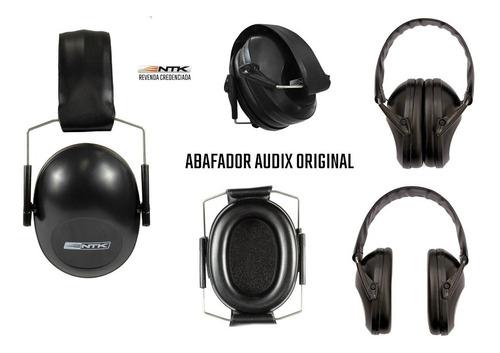 Imagem 1 de 4 de Abafador Protetor Auricular Ruídos Barulho Audi Ntk Original