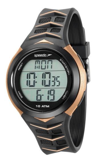 Relógio Monitor Cardíaco Speedo Rítmo Passos 80621g0evnp3