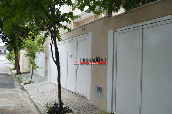 Sobrado Com 2 Dormitórios À Venda, 71 M² Por R$ 440.000,00 - Vila Gea - São Paulo/sp - So3064