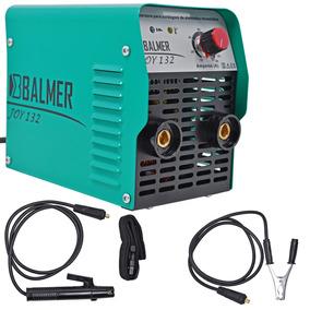 Solda Inversora Eletrodo 130a Inverter Joy 132 Balmer 220v