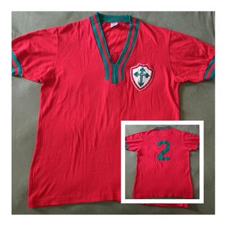 Camisa Portuguesa De Desportos 1978 _ Impecavel