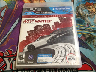 Most Wanted Fisico. Ps3
