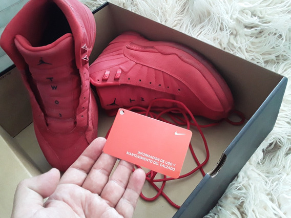 Air Jordan Retro Gym Red Cuero