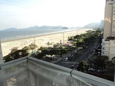 Apartamento Com 2 Dorms, Boqueirão, Santos, Cod: 2949 - A2949
