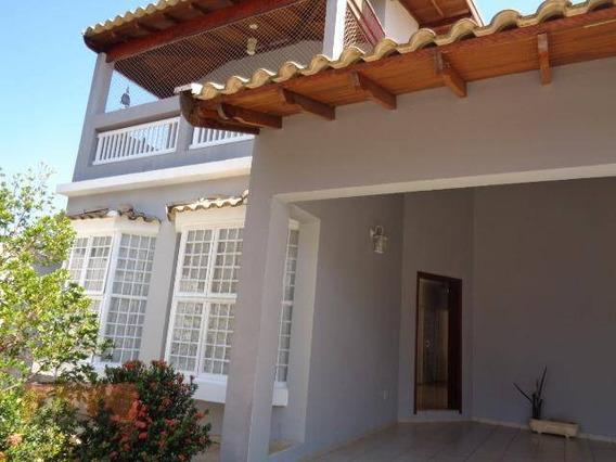 Casa Para Alugar, 247 M² Por R$ 3.500,00/mês - Cidade Universitária - Campinas/sp - Ca2060