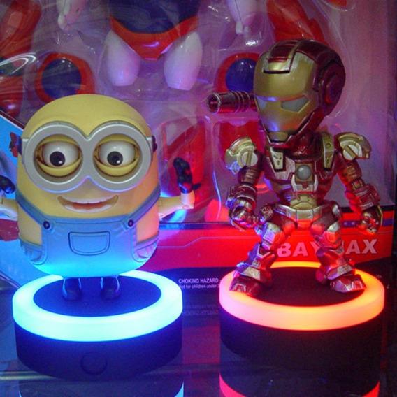 Base De Diodo Emissor De Luz Brilhante Vermelho Azul Flash