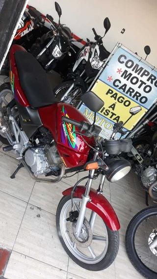Honda Strada 200cc - 2000 - Financio,troco E Cartão