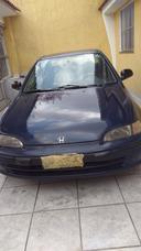 Honda Civic Lx 1.6 16v Sedan