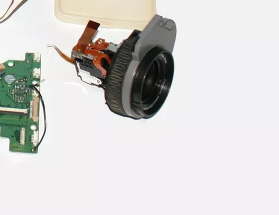 Lente Da Filmadora Panasonic Ag Dvc7 - Usado