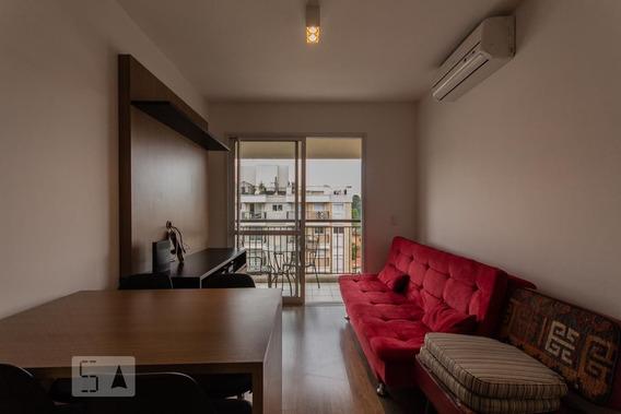 Apartamento No 4º Andar Com 2 Dormitórios E 2 Garagens - Id: 892948075 - 248075
