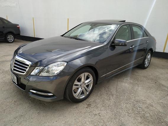 Mercedes-benz Classe E 2011 3.5 Avantgarde Executive 4p