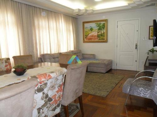 Excelente Oportunidade Apartamento 130 Metros, 3 Dormitórios, 1 Vaga Todo Reformado Na Linda Cidade De São Caetano Do Sul Com Valor Excelente ! - Ap4880