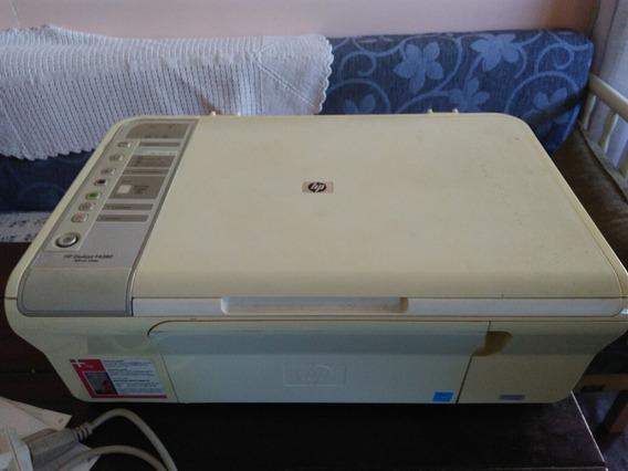 Impressora Multifuncional Hp F4280 Com Defeito