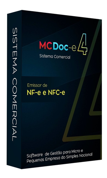 Sistema Emissor De Notas Fiscais Eletrônica Nfe E Nfce