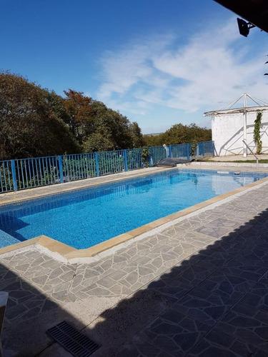 Chácara Com 3 Dormitórios À Venda, 2000 M² Por R$ 600.000 - Condomínio Jaguarandi - Do Porto - Limeira/sp - Ch0048