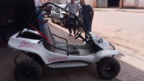 Imagem 1 de 3 de Mini Buggy Fapinha Cross Dakar