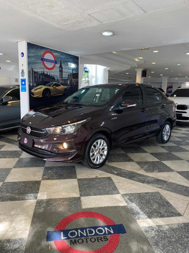 Imagem 1 de 13 de Fiat Cronos 2019 1.3 Drive Gsr Flex 4p