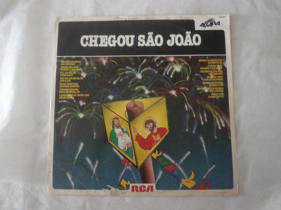 Lp Chegou São João 1983, Disco De Vinil Festa Junina