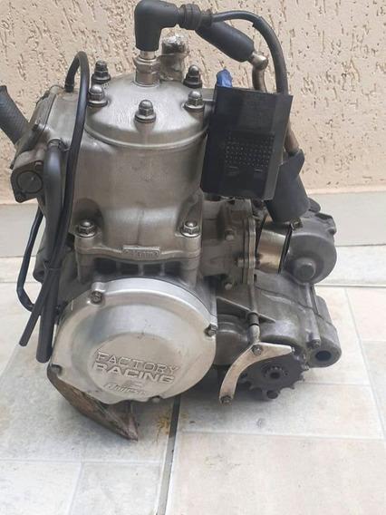 Motor Completo Suzuki Rm 250 2t Ano 95