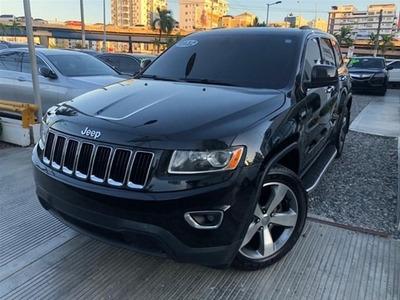 Jeep Grand Cherokee 2014 Clean V6 Piel Estribos