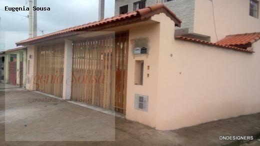 Casa Sobreposta Para Locação Em Itanhaém, Suarão, 2 Dormitórios, 1 Banheiro, 1 Vaga - Loc21