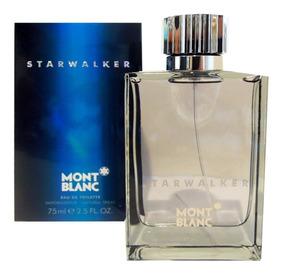 Perfume Mont Blanc Starwalker 75ml Caballero 100% Original