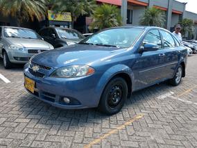 Chevrolet Optra 1.6 Sedan 2009 Gris Azul 128255 Kms