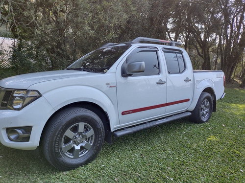 Nissan Frontier 2013 2.5 Sv Attack Cab. Dupla 4x2 4p