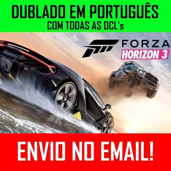 Forza Horizon 3 Ultimate Edition Pc + Todas As Dlcs